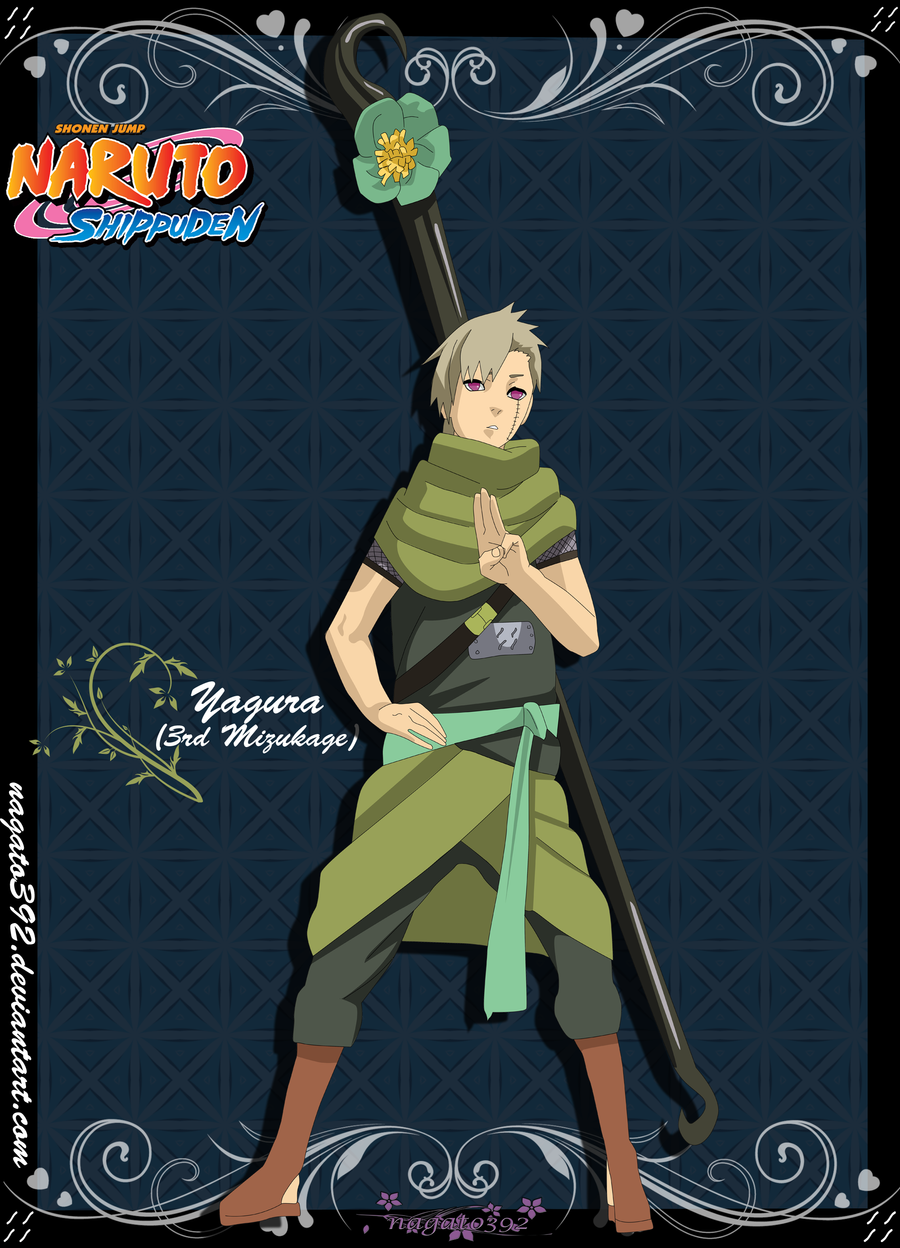 yagura by nagato392 on DeviantArt Yagura Three Tails