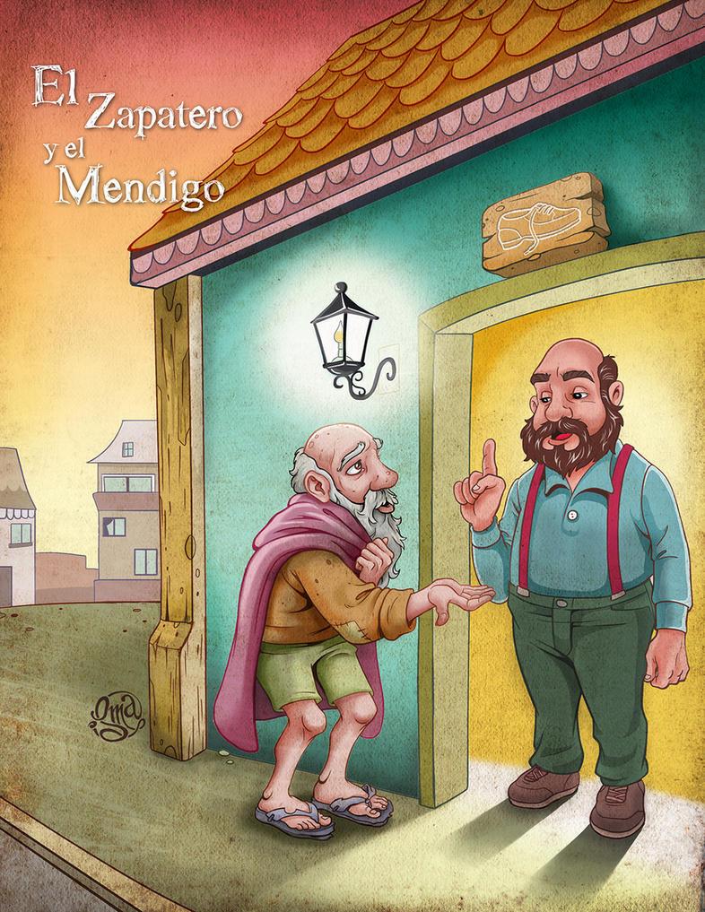 El Zapatero y el Mendigo by ismaComics