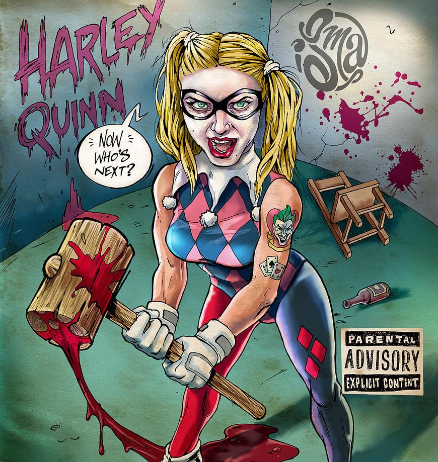 Harley Quinn by ismaComics