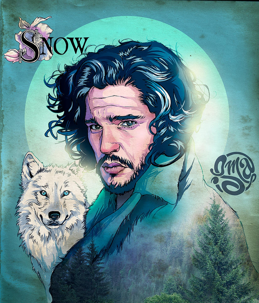 Lord Snow by ismaComics