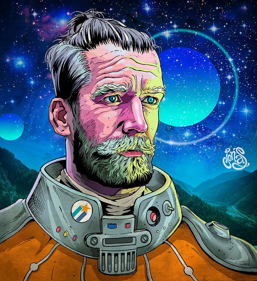 Stellar by ismaComics