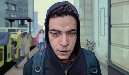 Elliot by ismaComics