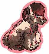Hermione sticker by Sanara1