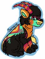 Vyra sticker by Sanara1