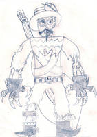 Zhar of the Dead ReDesign done by ZeoLightning