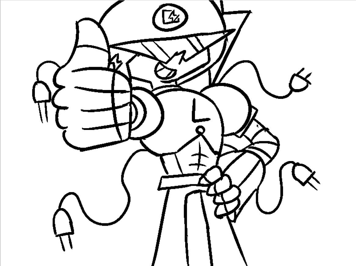 LL Thumbs Up by ZeoLightning