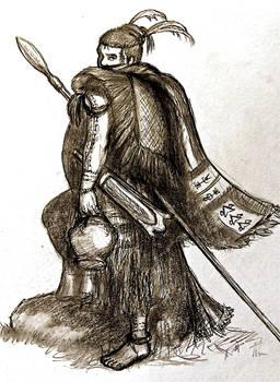 barbarian go home