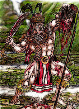 igorot ancient sport