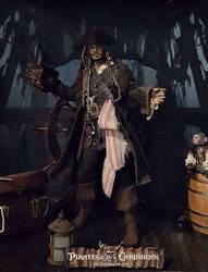 Jack Sparrow - 1/6 Scale Diorama by StesylaDios