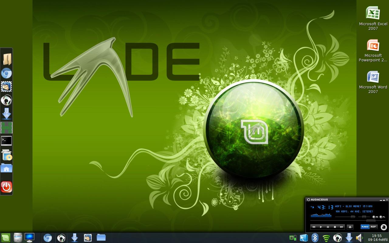 linux mint 16 lxde