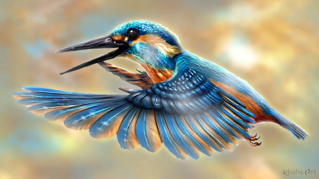 The King of Kingfishers