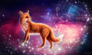 Universe Fox King