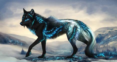 Canis Lumen - Custom design