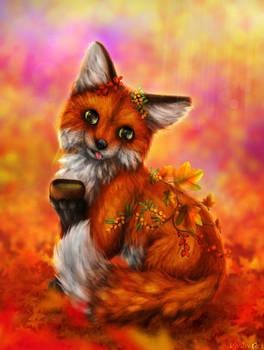 Autumn Kukicha-Tea Fox