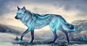 Canis Lumen #70 (custom design)