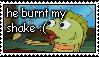 he burnt my shake by Yoshi1337