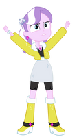Rainbow Rocks Diamond Tiara Vector by PonyAlfonso