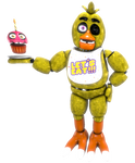 [SFM/FNAF] Chica the Chicken and Cupcake