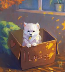 I Love you by Nieris