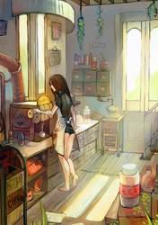 Coffee Lover by Nieris