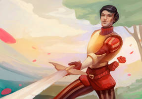 Knight by Nieris