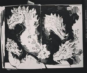 10 - Dragons by Nieris