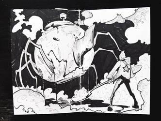 Sketch: Mad Tea Party
