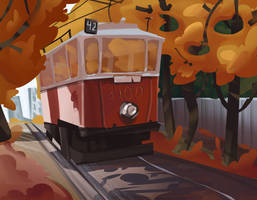 Train by Nieris