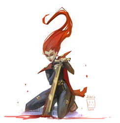 Blood by Nieris