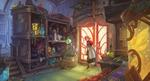 Magic shop by Nieris