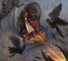 Witch by Nieris