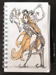 Dragon by Nieris