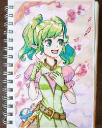 Sakura by Nieris