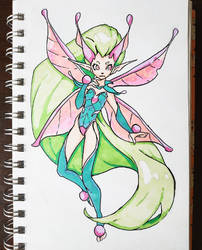 Fairy by Nieris