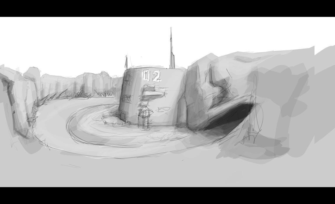 scene concept by jtrox57