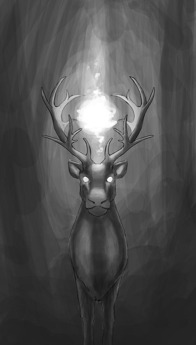Deer God by jtrox57
