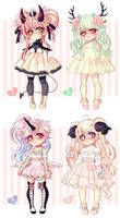 CLOSED adopts (paypal/points)