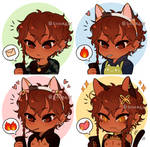Zephyr kitty tier icons