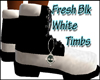 Black n White TimbsIcon by TreStyles