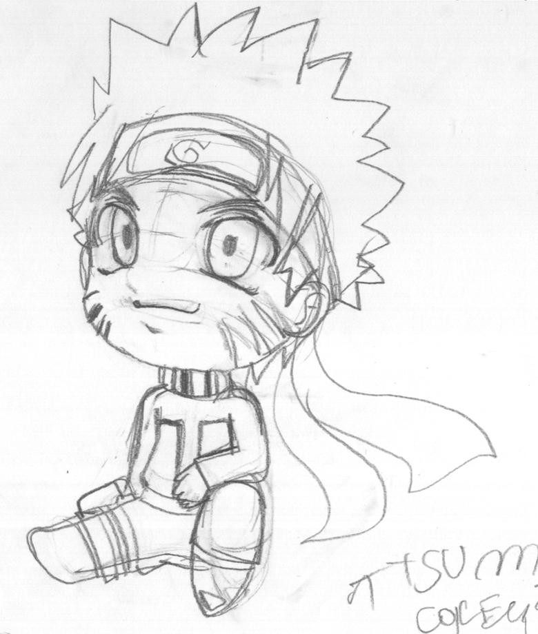 Naruto chibi para colorear imagui for Chibi naruto coloring pages