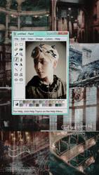 Dark Baekhyun Wallpaper