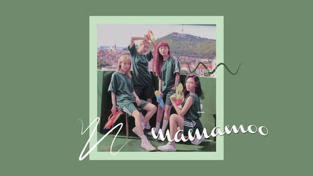 Mamamoo Desktop wallpaper