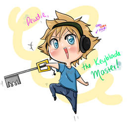 Pewdiepie in Kingdom Hearts!! by Hana-chan7