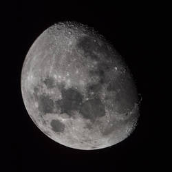 Moon by ov3