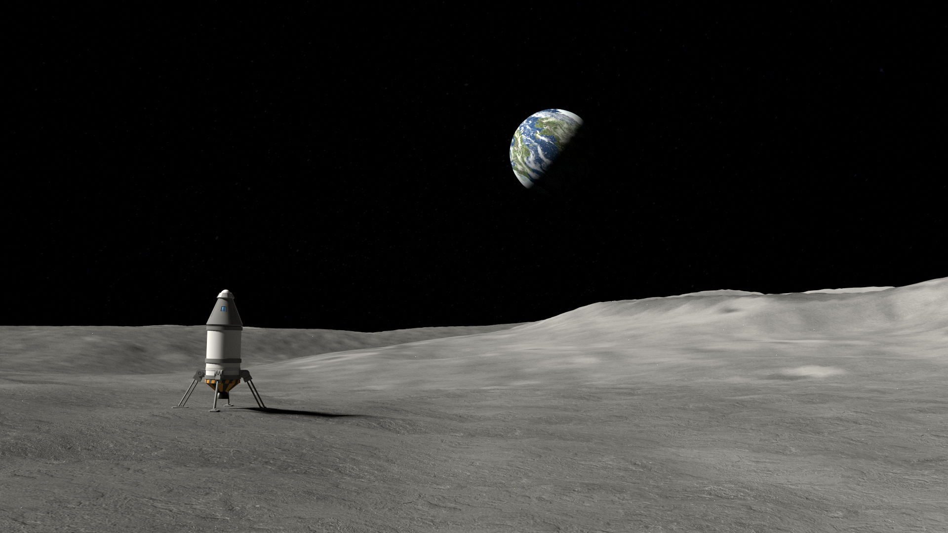 kerbal space program mun landing - photo #1