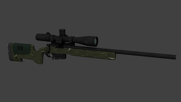 M4OA5 3D model - blender