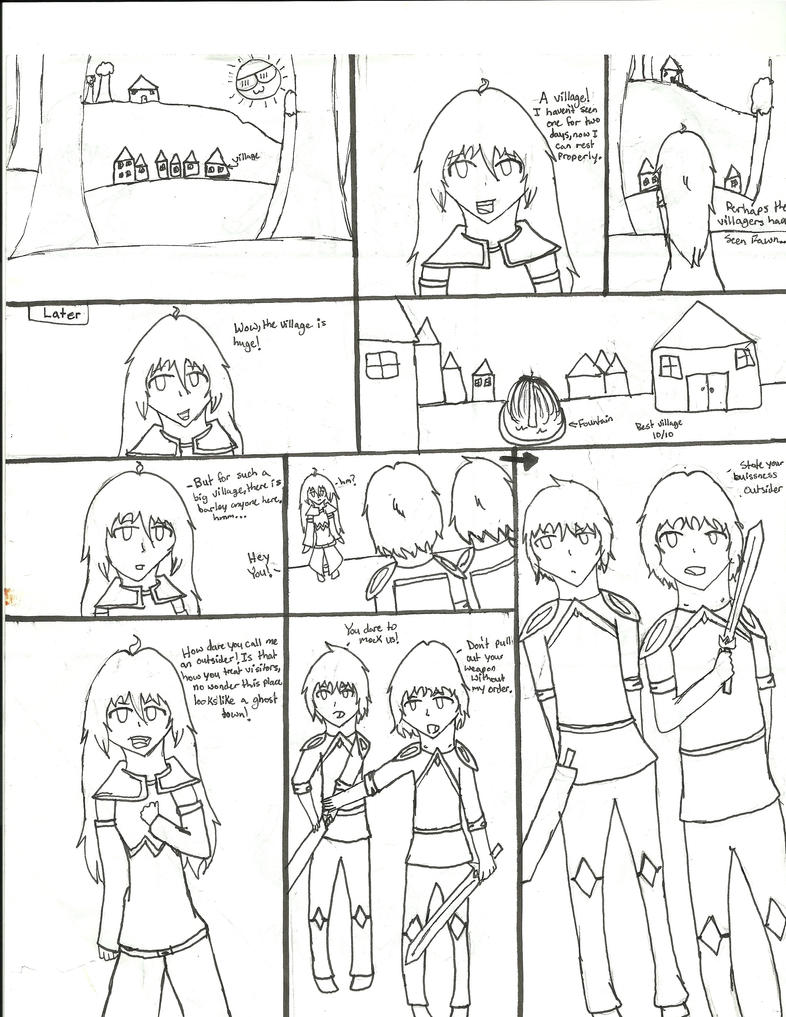 aphmau coloring page - aphmau comics images reverse search