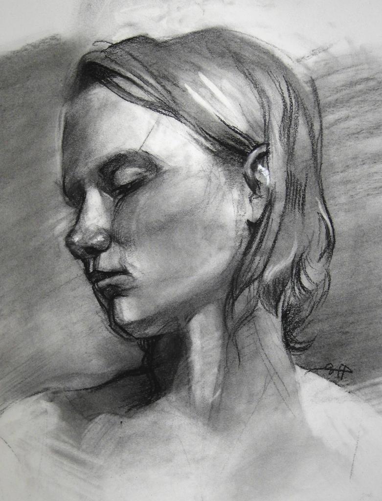 Hannah III by yolque