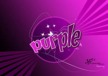 purple by PashaSade