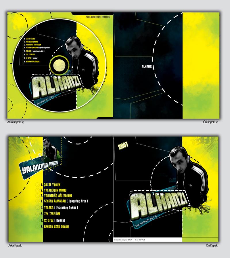 ALKANZI ALBUM by PashaSade